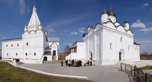 Владыческий женский монастырь