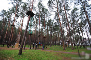 Кислородный курорт-парк Дракино